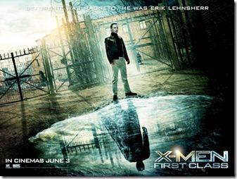 X-Men-First-Class-Quad-Poster